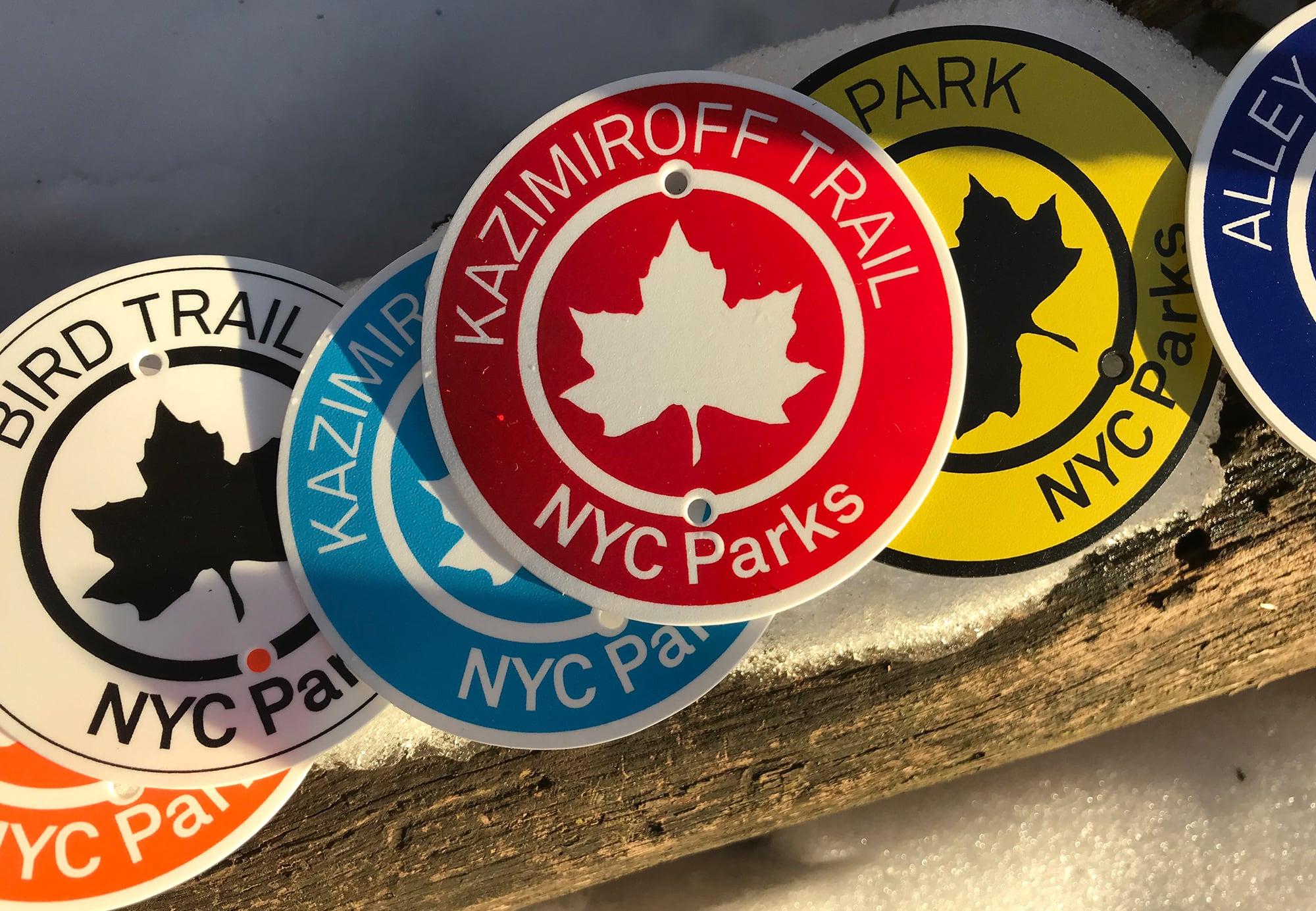 Kazimiroff trail - NYC Parks